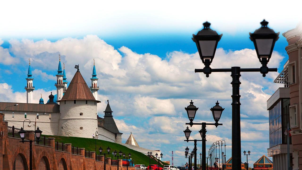Как добраться до речного порта в Казани?
